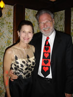 photo of Drs. Nancy and Richard Bohannon