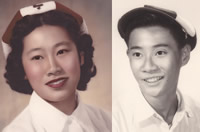 Drs. Serene and Ronald Low